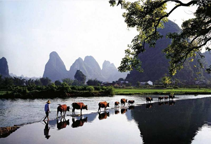 Best Guilin biking tours