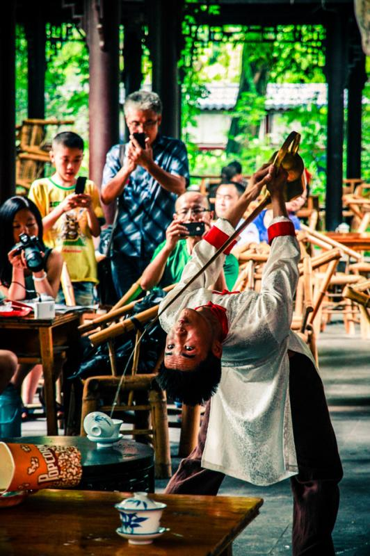 Chengdu Tea Ceremony