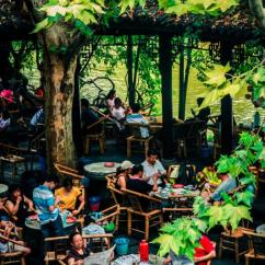 Bamboo Outdoor Chairs Folding Chair Ground Sichuan Tea Culture: Teahouses In Chengdu - Easy Tour China
