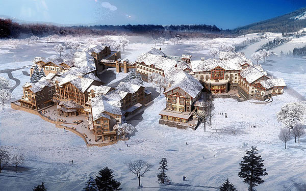 Starwood ski resorts