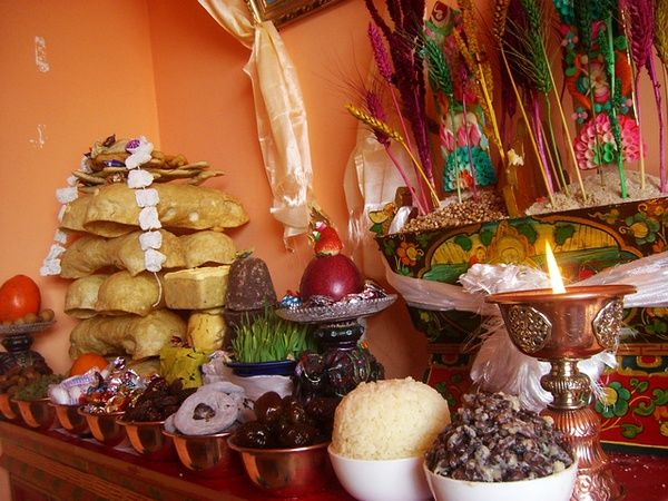 Losar - Tibetan New Year