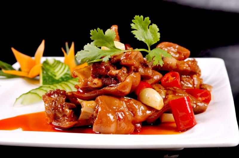 Most famous Canton dishes