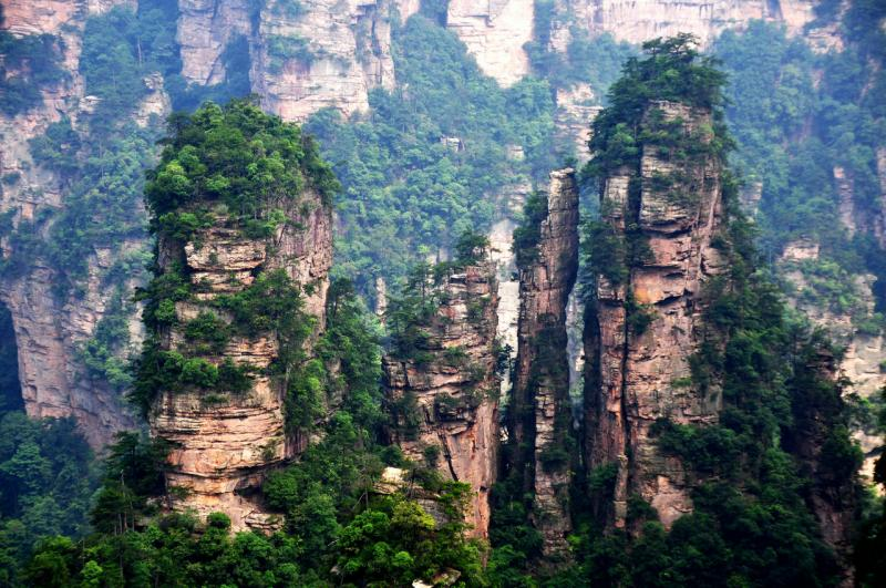 China Zhangjiajie Honeymoon Tours