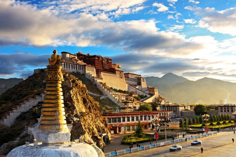 Tours to Tibet Lhasa