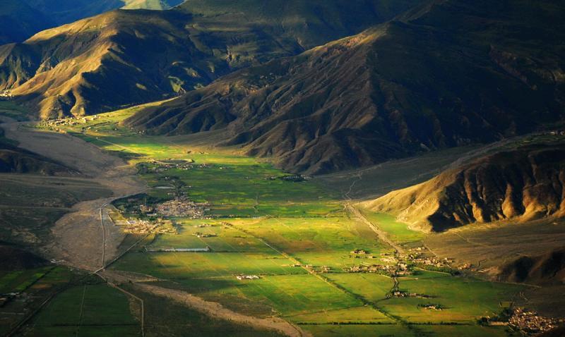 Lhasa-Yangbajing hiking