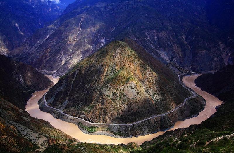 The Yarlung Zangbo Grand Canyon trekking