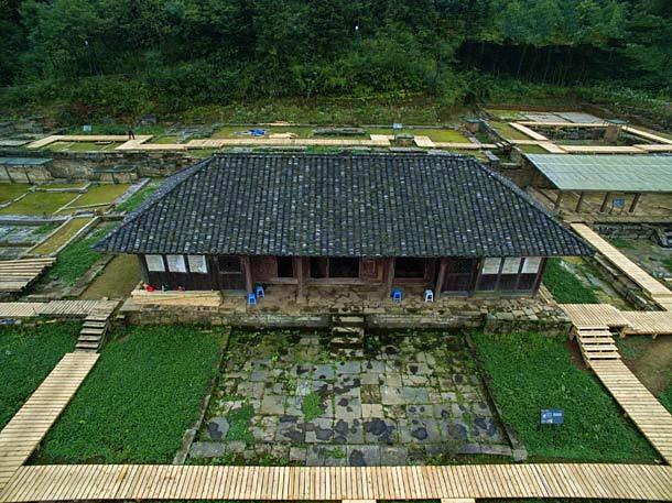 China Tusi Sites in Guizhou Province