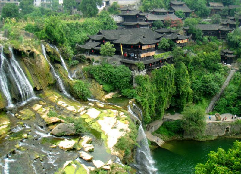 China heritage tours