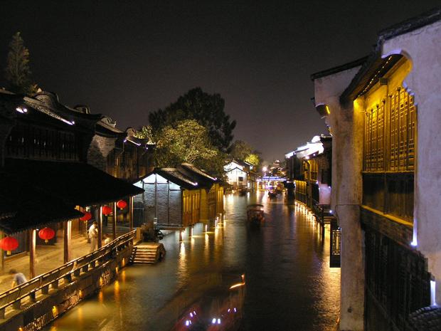 Wuzhen Water Town, Hangzhou
