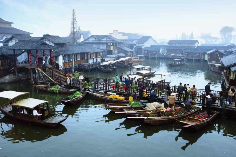 Wuzhen travel guide