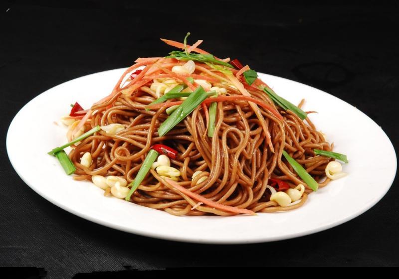 Popular Xian dishes