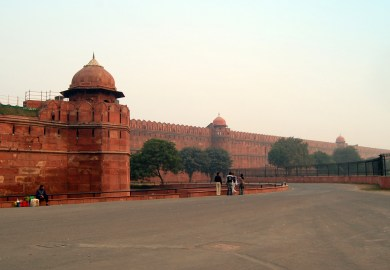 Red Fort Delhi India Tours And Vacations Sights Easy