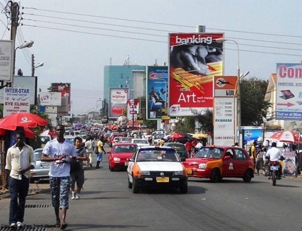 Accra Shopping - Easy Track Ghana