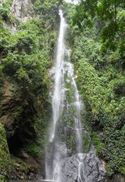 Tagbo Falls in Ghana