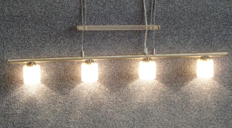 IKEA Lampe Esszimmer Hngelampe Kche TIDIG Halogen wei Touch dimmer  eBay