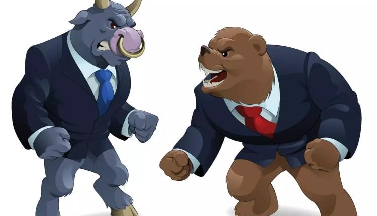 صعود وهبوط سوق الفوركس