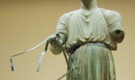 Delfos Grecia Museo, el cochero