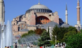 Estambul Turquía Hagia Sophia