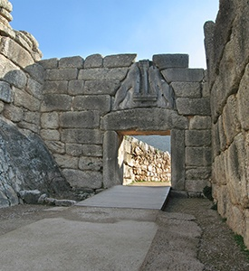 Mycenae_Greece_Lions_Gate