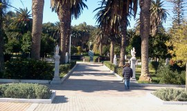 Chios Island Greece Park