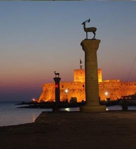 Rhodes_Greece_Sunrise Turkey Greek Islands Cruise