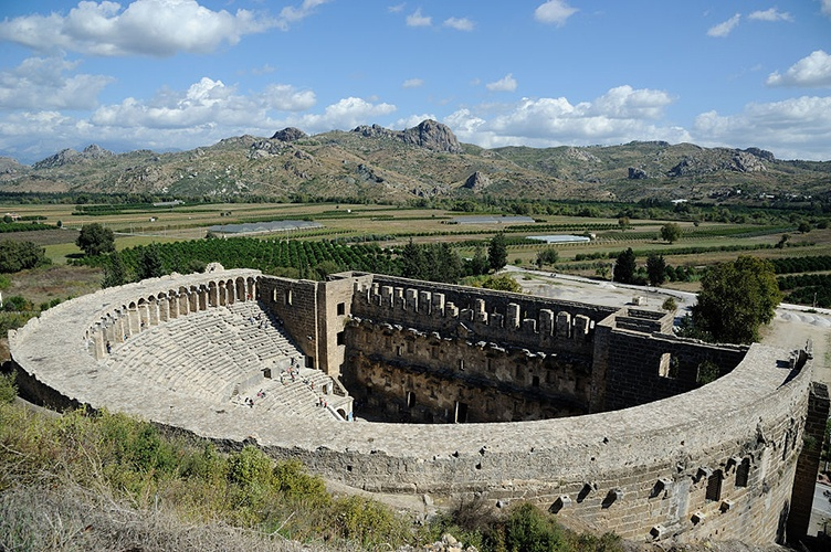 Antalya_Turkey_Aspendos_Roman_Theater