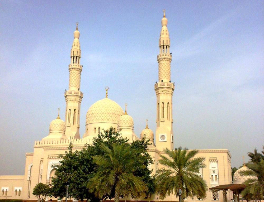Dubai Emiratos Árabes Unidos Mezquita Jumeirah Capadocia Dubai Abu Dhabi