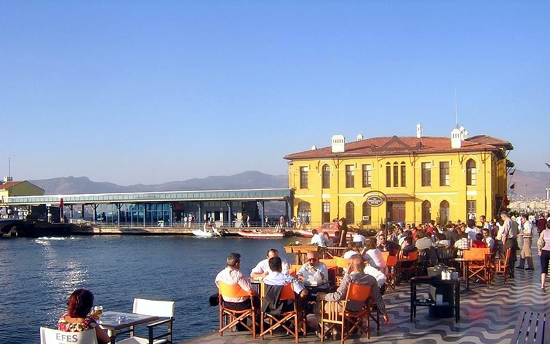 Izmir_Turkey_Port_View