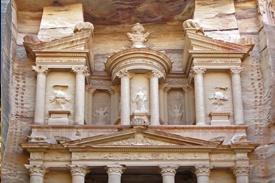 Petra Jordan El Tesoro Jerusalén Amman Cairo Estambul
