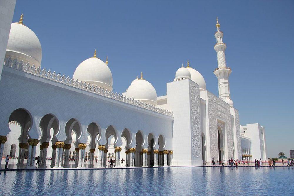 Sheikh_Zayed_Mosque_Abu_Dhabi Estambul Ankara Capadocia Dubai