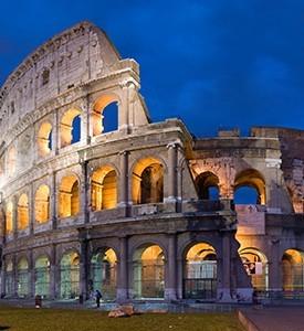 Rome-Italy-Colosseum Gran recorrido Italia Atenas
