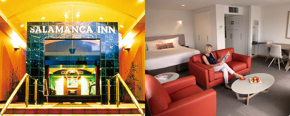 Salamanca Inn - Hobart - King Suite