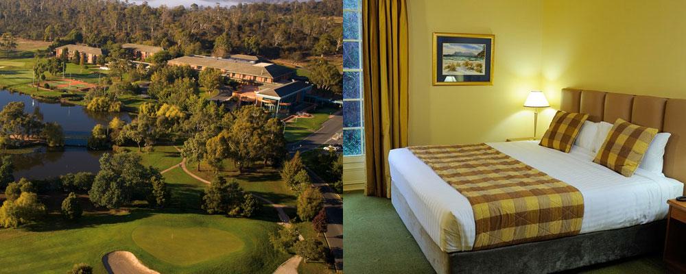 Country Club Tasmania - Launceston - Deluxe Room