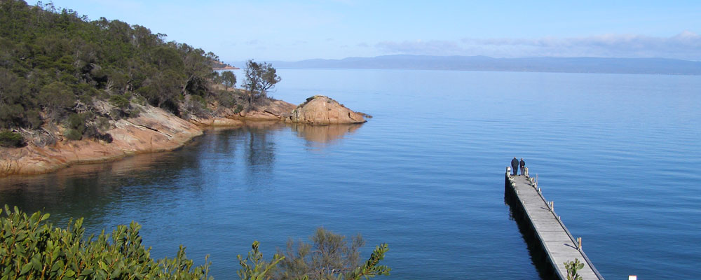 Coles Bay - Freycinet National Park