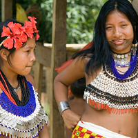Embera village tours - enjoy a day in an Indian village