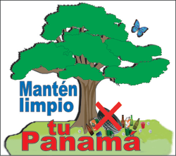 Manten limpio tu Panama