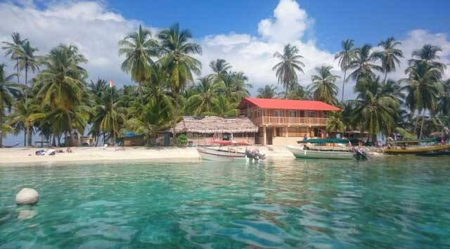 San Blas islands tour