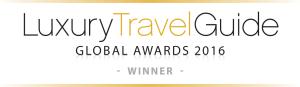 Luxury Travel Guide Winner Logo
