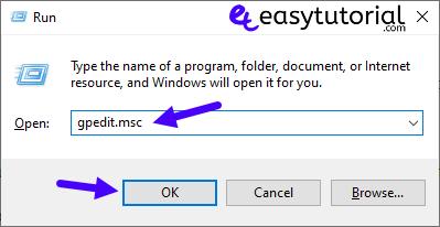 Disable Stop Turn Off Windows Update 10 Service 8 Gpedit Msc