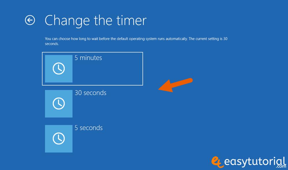 Bcdedit Add Safe Mode Boot Windows 10 Boot Menu Startup Msconfig 9 Change Timer