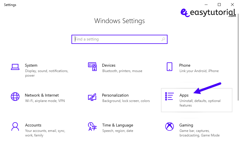 Fix Repair Fixed Solved Microsoft Store Windows 10 8 Settings App Apps