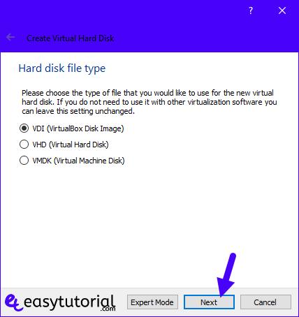 Virtualbox Create Virtual Machine Windows 10 Uefi 5