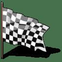 1304334390 Checkered Flag