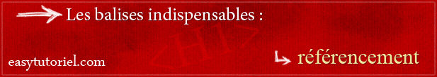Balises Indispensable Refencement
