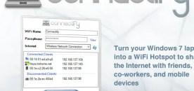 Rendre sa connexion (3G ou Adsl) une connexion WIFI, maintenant c'est possible !