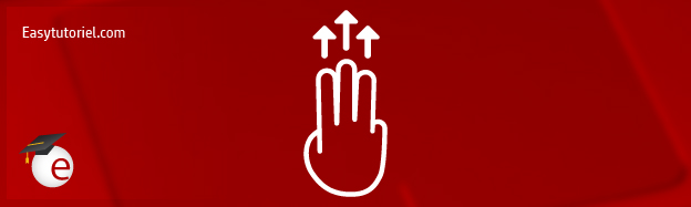 touchpad mouvement windows 6
