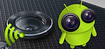 Webcam Ip Camera Smartphone Android Windows Sans Fil Lan Wi Fi