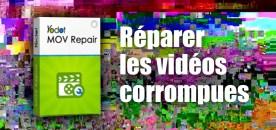 Réparer les vidéos corrompues avec Yodot MOV Repair !