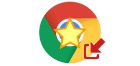 Comment importer ses favoris sur Google Chrome