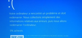 La solution à PAGE FAULT IN NONPAGED AREA sur Windows 10